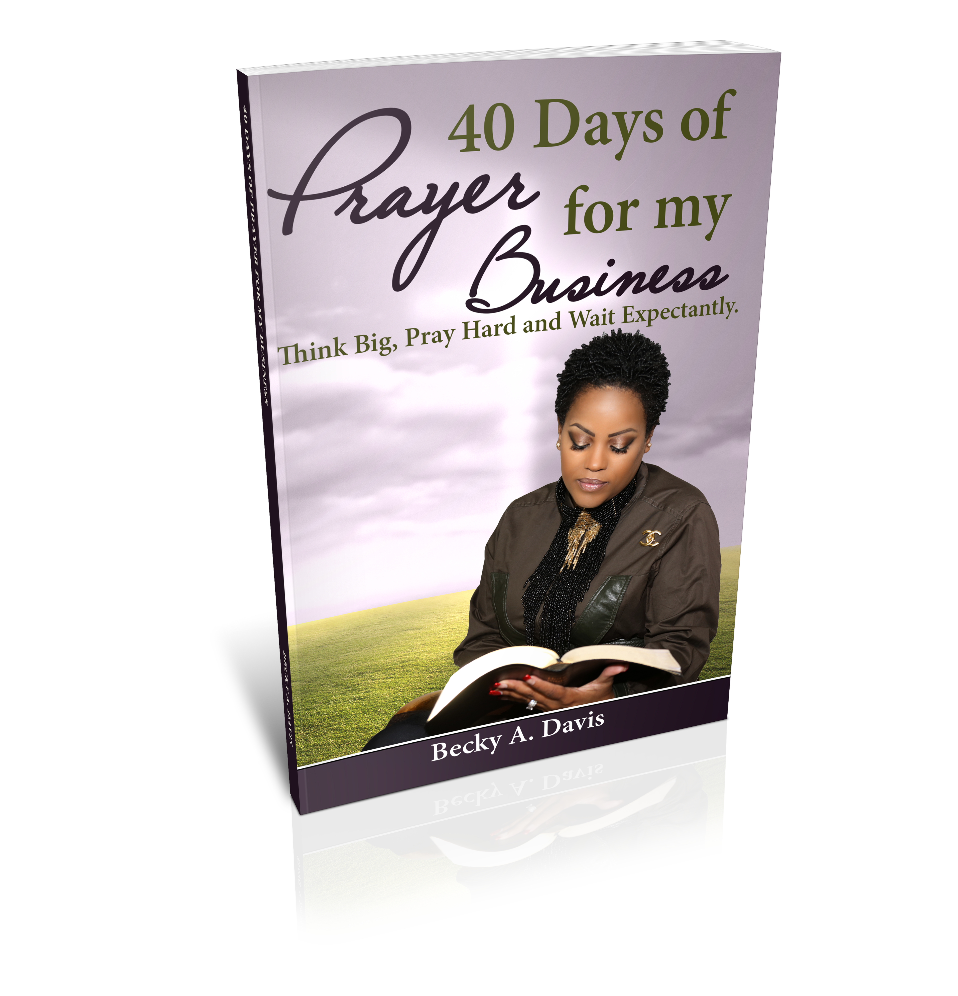 40-Days of Prayer For My Business Book