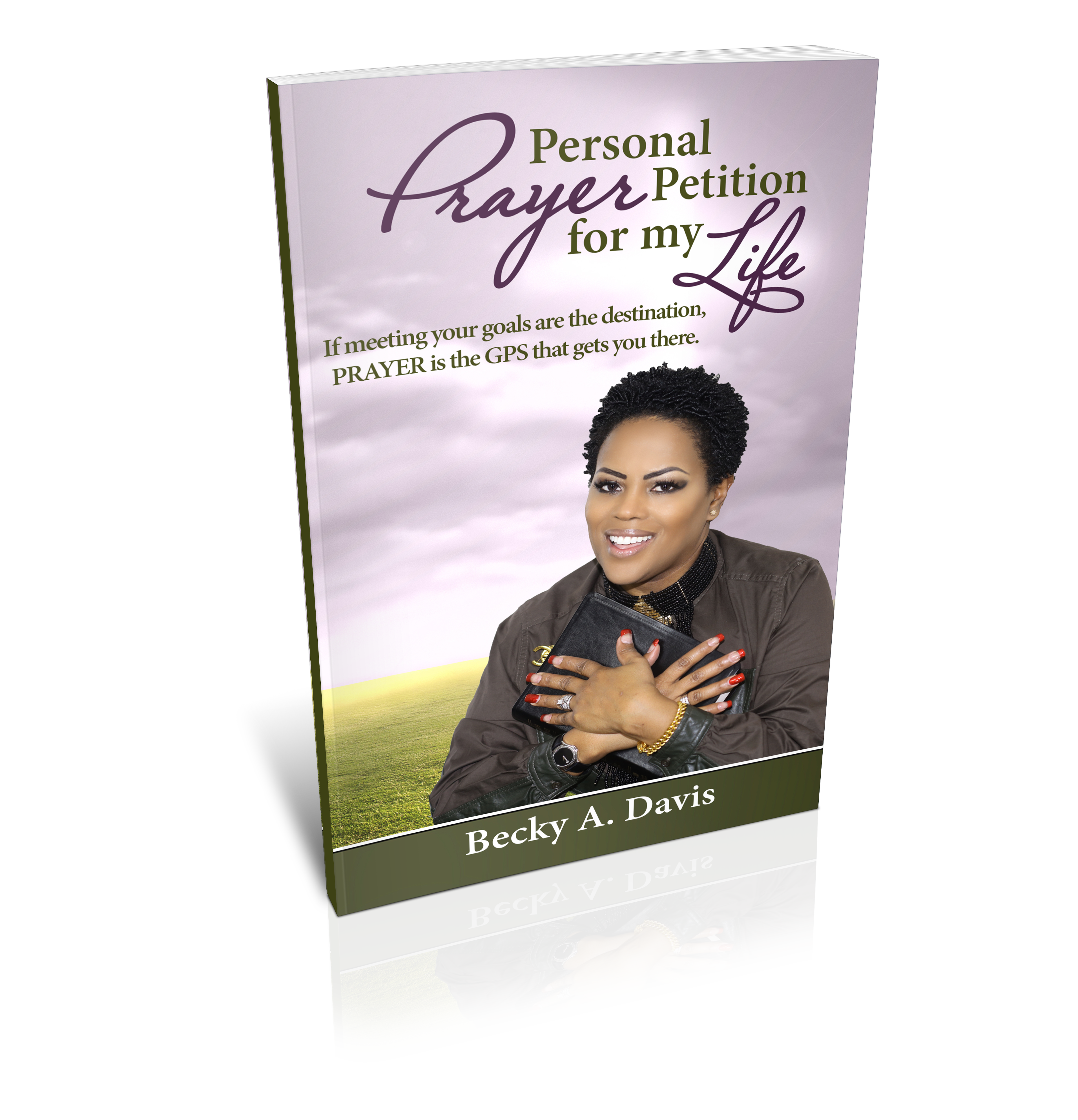 Personal Prayer Petitions Book
